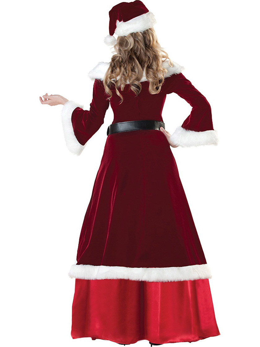 Mrs Claus Halloween Costume