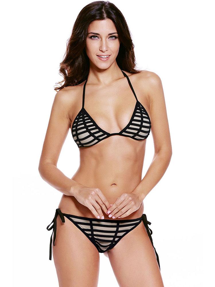 Sexy Girls in Mesh Bikini, Sheer Bikini, Fishnet Body's and Stockings, Mesh Tops and Dresses.