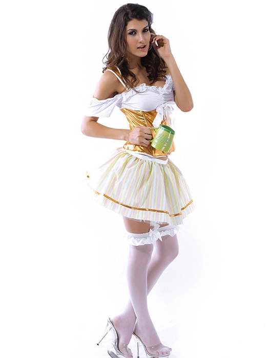 Vilanya 2 Pieces Oktoberfest Beer Girl Draped Great Halloween Costumes For Women  sc 1 st  Vilanya.com & Vilanya 2 Pieces Oktoberfest Beer Girl Draped Great Halloween ...